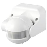 Detector de movimiento comparible con Led área de detección de 180º horizontal y 60º vertical Elecman