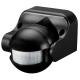 Detector de movimiento blanco o negro (a elegir) comparible con Led área de detección de 180º horizontal y 60º vertical ElDM