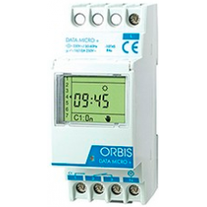 Interruptor horario digital Orbis data micro+ OB172012N