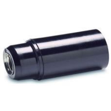 Portalámparas baquelita negro E-14 4A 250V GSC