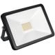 Proyector de led SMD de aluminio negro IP65  de 10 a 150W (a elegir) mod. STAR Elecman