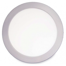 Downlight empotrable LED super plano 18W. color y tono de luz 6000K ó 4200K (a elegir) GSC