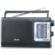 Radio horizontal portatil 3xD y 230V 250x65x130mm 2402597 GSC