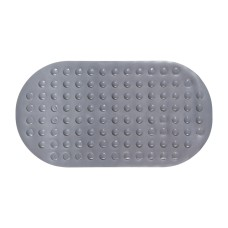 Alfombra de ducha - antideslizante - pvc - 68x37cm