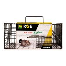 Jaula trampa para ratas y ratones