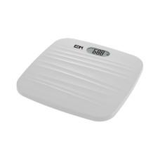 Bascula baño digital base rugosa blanca max. 180kg edm