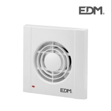Extractor de aire edm 13w 75mm 120m3