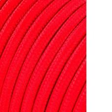 Cable cordon tubulaire 2x0,75mm c62 rojo 5mts