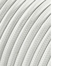 Cable cordon tubulaire 2x0,75mm c01 blanco 5mts