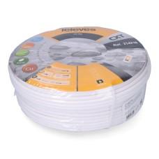 Cable coaxial apantallado cobre televes   euro/mts