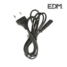 Cable recambio 1,5 m  electronica edm (tipo