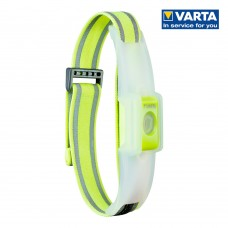 *ult.unidades* linterna  banda led reflectante varta outdoor sports