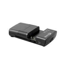Cargador universal de baterias ion litio  car258