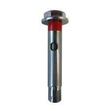 Anclaje de acero lp 6.8 zincado blanco 6x45mm 8 ø