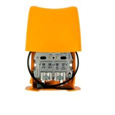 Amplificador de mástil tdt 2 generación nanokom televes