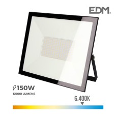Foco proyector led  150w 6400k edm