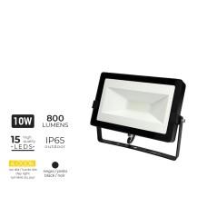 Foco proyector led  10w 4000k 800 lumens