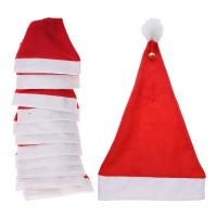 Gorro navideño con cascabel 40cm