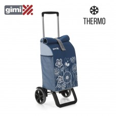 *ult. unidades* carrito rolling thermo blue gimi 154365