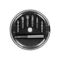 *s.of* conjunto 7 piezas para atornillar a7090-xj black+decker