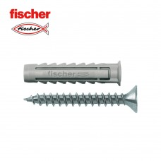 *ult.unidades* blister taco+tornillo fischer sx 6 x30 s kp/10k 10uds
