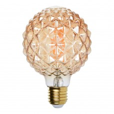 Bombilla decorativa led g95 pineapple edison 300 lumens